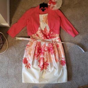 Easter/Derby dress